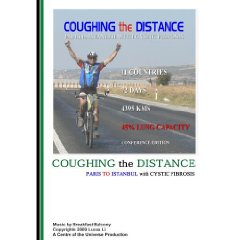 Coughing the Distance DVD Cover